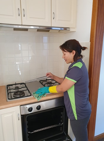 Cleaning service Belmont